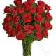 Bouquet di 24 Rose rosse