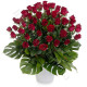 Bouquet di 50 Rose rosse