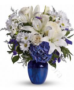 bouquet_di_gigli_margherite_rose-247x300