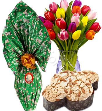 bouquet-di-tulipani-con-uovo-e-con-colomba