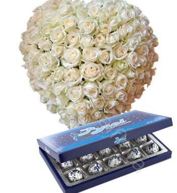 cuore-100-rose-bianche-baci-perugina1-510x600