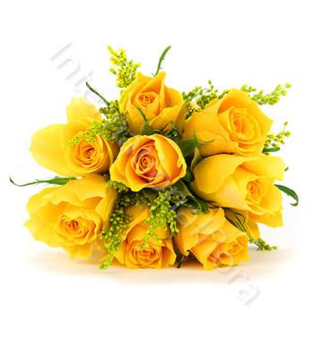 composzione-8-rose-gialle