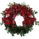 Ghirlanda Natalizia di Stelle di Natale