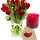 bouquet-di-tulipani-con-bigliettino-e-candela